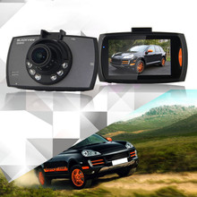 "Car Camera G30 2.4"" Full HD 1080P Car DVR Video Recorder Dash Cam 120 Degree Wide Angle Motion Detection Night Vision G-Sensor"