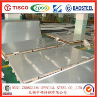 China factory direct sale ASTM 904L stainless steel sheet