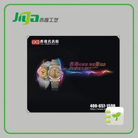 Hot sale Company gaming mouse mat with watermark