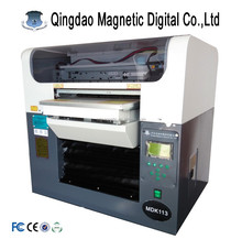 MDK 2015 Newest Flatbed Flex Banner Digital Printing Machine in China