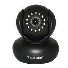 wanscam new pnp p2p camera security system new mini robot style hidden ip cam