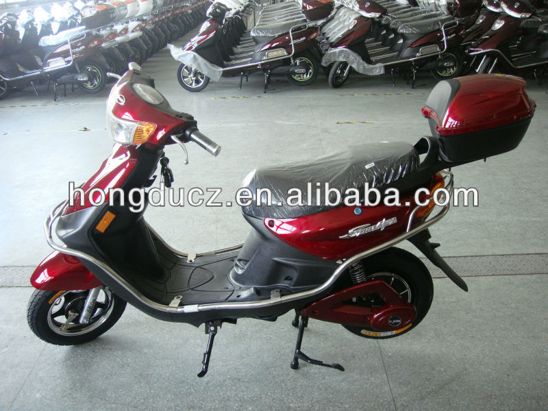 cheap and popular electric motorcycle