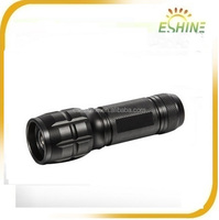 2017 3W hot selling Zoom Focus Aluminum Material High Power led Flashlight