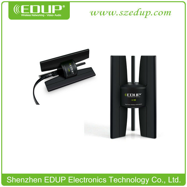 802.11b/g/n wireless adapter /wifi dongle/wireless network card with 2 external antenna high power long range