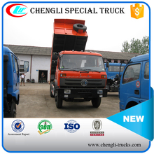 china supplier 20 ton loading 18cbm capacity 10 wheeler 6*4 type right hand drive dongfeng tipper