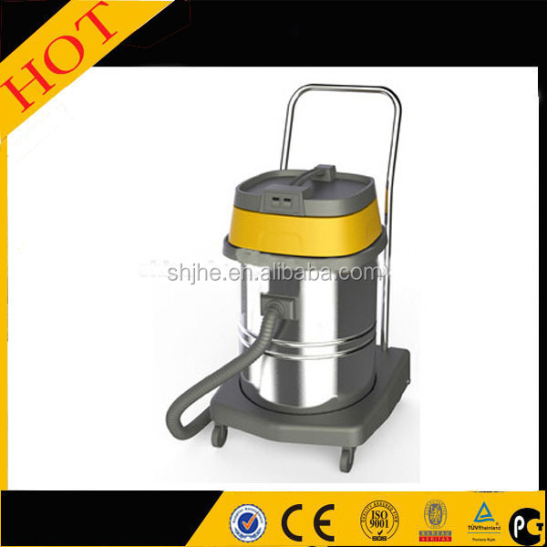 15L wet and dry 220V yellow dual motor vacuum cleaner