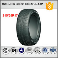 china top brand radial car tyre, 215/55R17 coloured car tyres