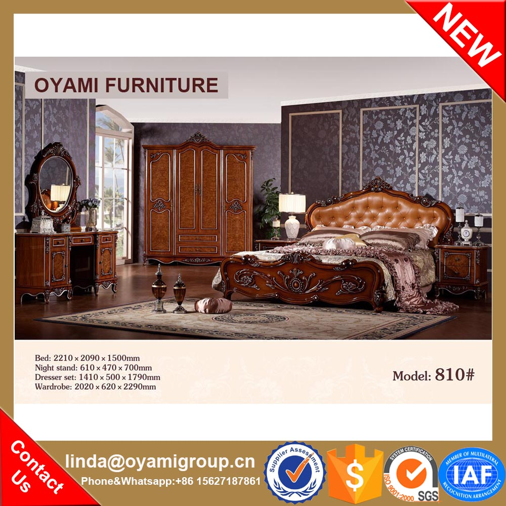 Classic design wooden melamine bedroom furniture buy for Classic furniture products vadodara