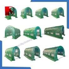 china pe tarpaulin factorycold frame garden green house/walk in green house/tunnel garden greenhouse