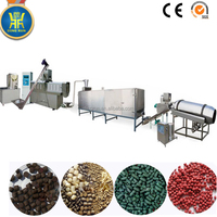 Fish feed machine floating trout feed making machine