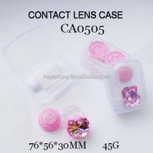 CA0505 KT diamond deco contact lens case DIY lens box