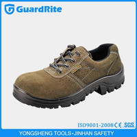 GuardRite Brand Light Weight Camel Safety Shoes With Steel Toe