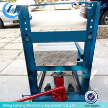 low cost concrete block cutter manual