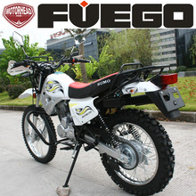 Big Wheels Enduro Cargo Dirt Bike Motorcycles ZS 250CC E/K Start Air Cooled Manual Clutch