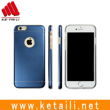 High Quality Metal tpu + PC Back Cover Case For iphone 6