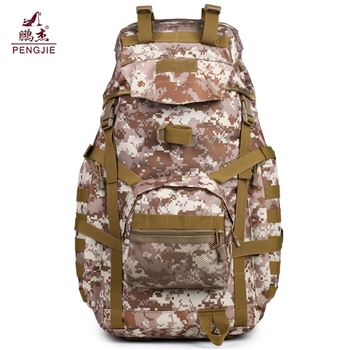 Factory Wholesale Outdoor Waterproof Nylon Army Military Tactical Backpack bag