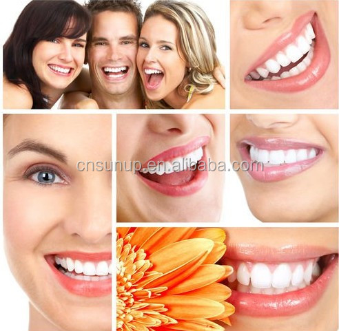 HOT!HOT! 2017 SUNUP best selling Wholesale&Cheap Tooth Whitening mini Led teeth whitening light Healthy Fast Using Teeth White