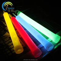 6 inch Camping outdoor light tuba concert dance party decoration props adventure camp should aid stick glow stick