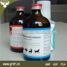 Cattle Nutritional Medicine Multivitamin Injection