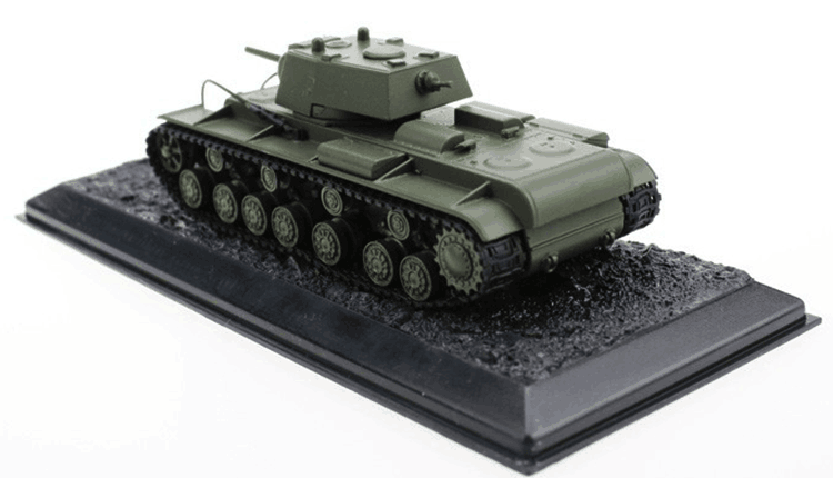 OEM 1:72 scale Soviet heavy tank KV-220-2 Panzerkampf die cast tank military model collection