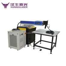 for advertisement electronic components industry hot sale high speed YAG laser welding machine TF300
