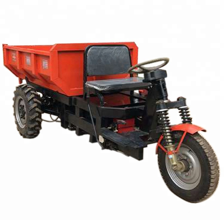 Made in China, high quality and low price Mining engineering site 3 tons electric dump <strong>truck</strong>
