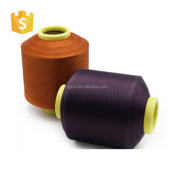 Chinese market A / AA full size cd polyester yarn for knitting