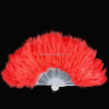 Wedding Favors Gifts feather plastic fan Free sample