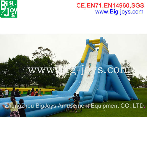 Sales Well Giant Inflatable Water Slide For Adult, Adult Inflatable Water Side; Long Inflatable Water Slides For Sale