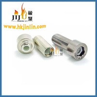 JL-011Y Yiwu Jiju Factory Directly Supply Screw-shape Metal Pill Box,Wholesale Pill Case