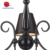 Chinese Design Modern Farmhouse Used 3 Lights E14 Holder Lighting Chandelier