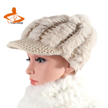 Wholesale custom comfortable knit slouchy hat beanie