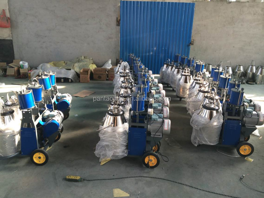 Small Manual Milking Machine with Motor
