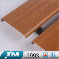Superior Quality architectural design lath linear aluminium ceiling strips