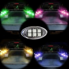 Super Bright RGB LED Pod Light For ALL Motorcycle JEEP SUV Pod Rock LED Lightings