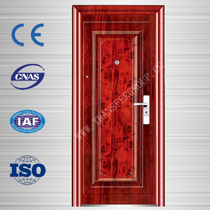 The Cheap Exterior Steel Security Door