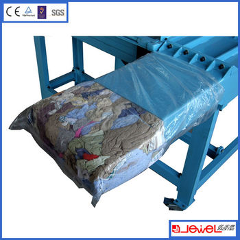Corn silage baling machine bagging machine