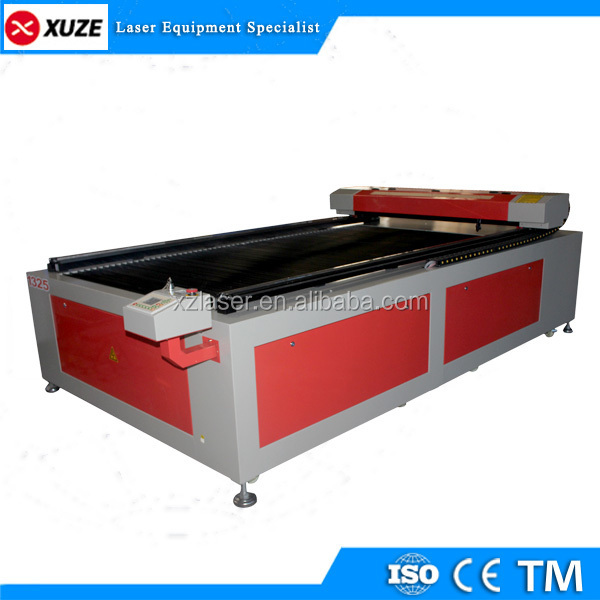 XZ-B1325 plexiglass laser cutter machines for the production of illuminated