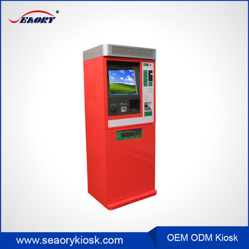 Lottery/Cinema Ticket/Scenic Spot/Gym Automatic Vending Machine with Thermal Printer