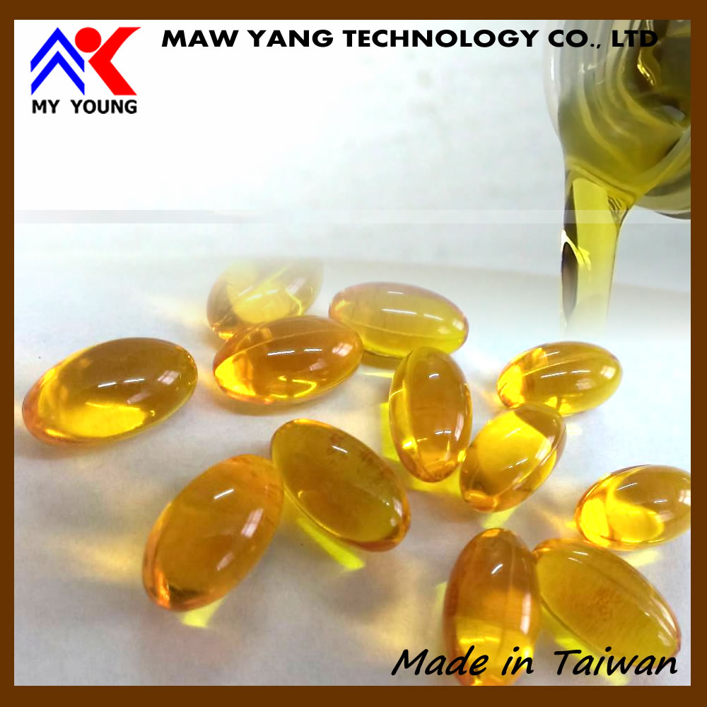 Made in Taiwan Trionyx fish oil best nutritional foods for eye health
