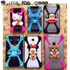 universal silicone mobile phone cases / mobile phone accessories phone cover for iPhone