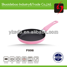 Non stick aluminum single pan banlance