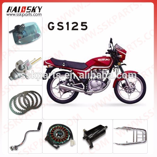 HAISSKY motorcycle parts brake shoe