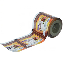 Guangdong high quality food grade laminating plastic film roll