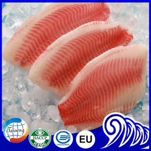 China Whole Fish Frozen Tilapia Fillet Price