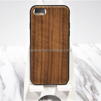 New Coming Luxury Carbon Fiber Wood Texture Mobile Phone Case TPU