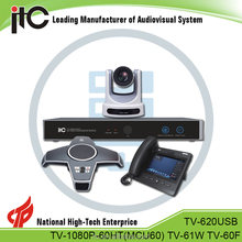 ITC V2.0 Low Bandwidth High Definition Internet Video Conferencing