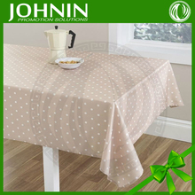 Hot Selling Fashion Design Promotional Cotton Table Cloth