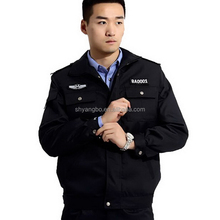 Factory Price Newly high technology 2017 security guard uniforms