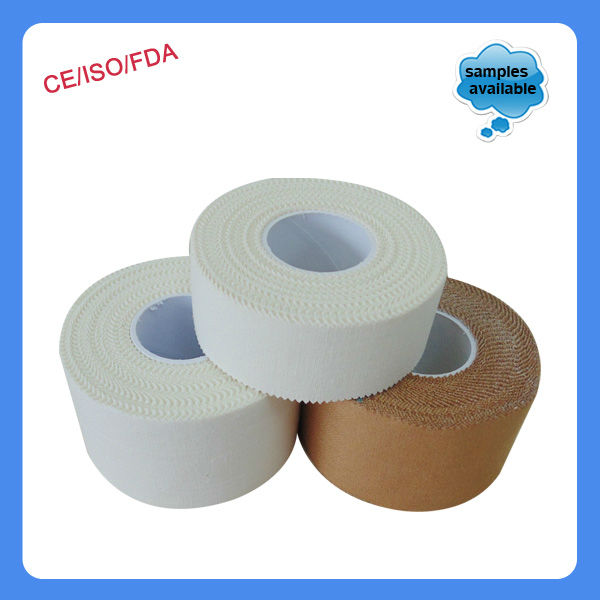 Made in China OEM Hight Quality Product Rigid Sports Tape Sales Agent Wanted